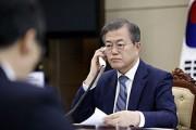 韓国の文在寅大統領(資料写真)