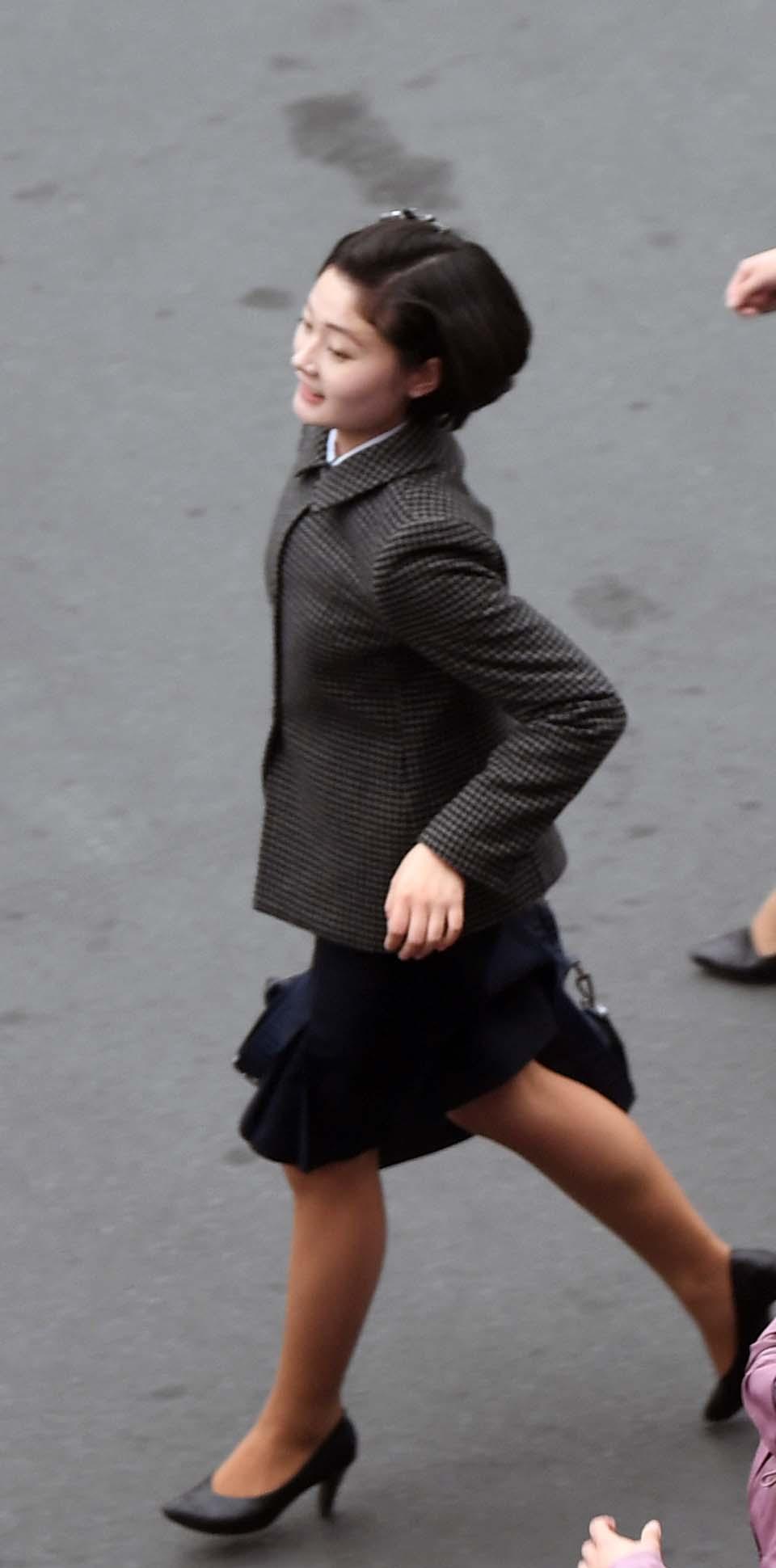 달라진 북한 여성 패션