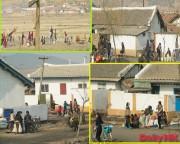 江原道の農村地域にできた市場(画像:デイリーNK内部情報筋)