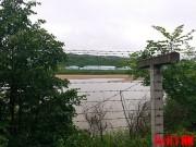 北朝鮮が最近、中国との国境地帯にオープンさせた国際市場(画像:デイリーNK対北朝鮮情報筋)