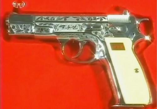 白頭山拳銃