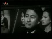 北朝鮮映画「名もなき英雄たち」のワンシーン(朝鮮中央テレビ)