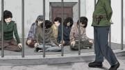 拘禁施設に囚われた北朝鮮の女性たち(HRW提供)