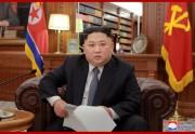 金正恩氏(2019年1月1日付朝鮮中央通信)