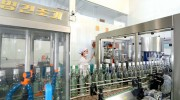 酒類を生産する北朝鮮の大同江食料工場(本文とは関係ありません)