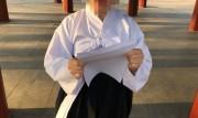 北朝鮮の体制に対抗する臨時政府「自由朝鮮」の宣言文を読み上げる女性(同団体ウェブサイトの動画より)