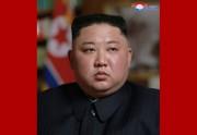 金正恩氏(2019年4月12日付朝鮮中央通信)
