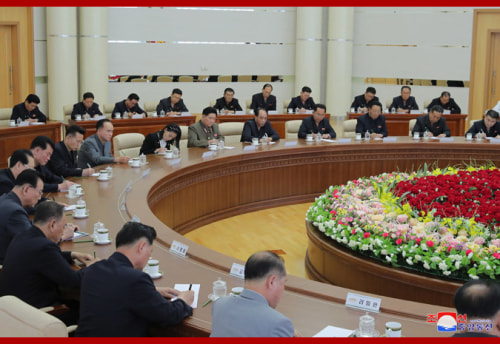 7日の朝鮮労働党中央委員会第7期第13回政治局会議(2020年6月8日付朝鮮中央通信)