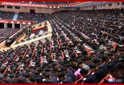 第6回党細胞書記大会第3日会議(2021年4月9日付朝鮮中央通信)