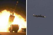 北朝鮮が11、12日に試射した新型巡航ミサイル(2021年9月13日付労働新聞)
